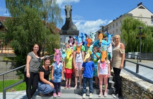 1. termin Poletne šole kreativnosti 2016