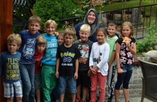Poletna šola kreativnosti 2016 tretjič