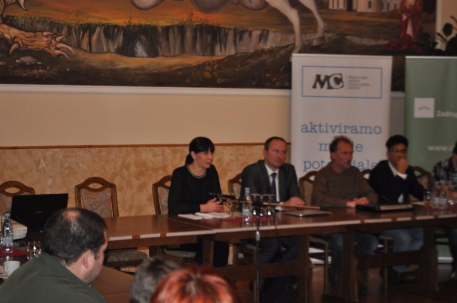 V Slovenskih Konjicah o priložnostih socialnega podjetništva za mlade