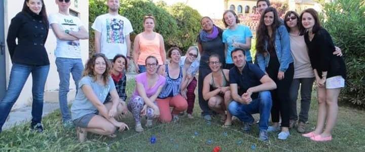 Seminar v Španiji- kako z neformalnim izobraževanjem do službe
