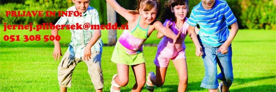 Bliža se poleta šola kreativnosti za najmlajše!
