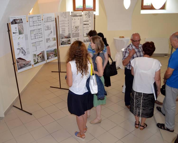 Revitalizacija trške hiše v Vitanju