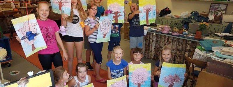 Šola kreativnosti gostuje v Zrečah 2017