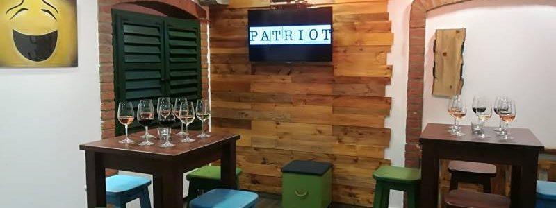 Patriot je nazaj