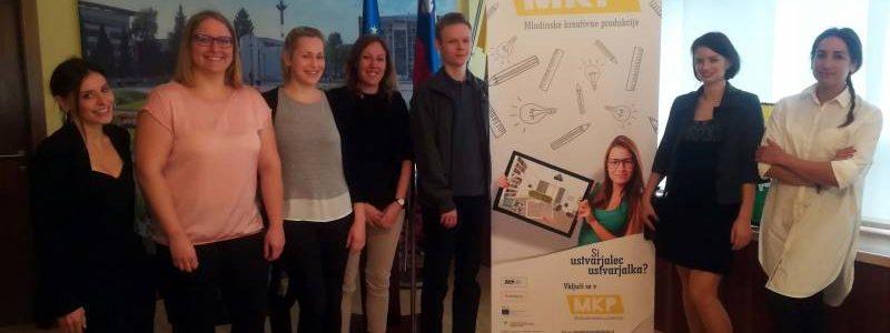 Mladi predstavili projekte v Velenju