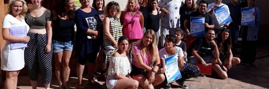 Usposabljanje v Španiji