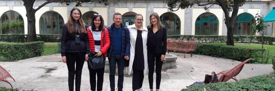 O medkulturni vzgoji v Madridu