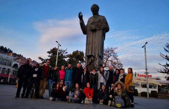Mladi o podjetništvu v Makedoniji