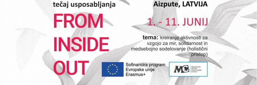 Tečaj usposabljanja v Latviji