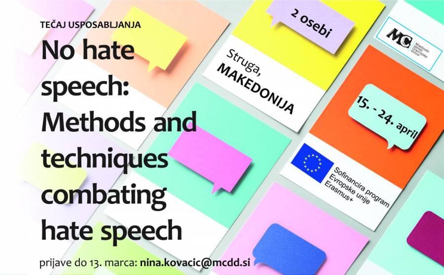 Odprte prijave za tečaj usposabljanja v Makedoniji