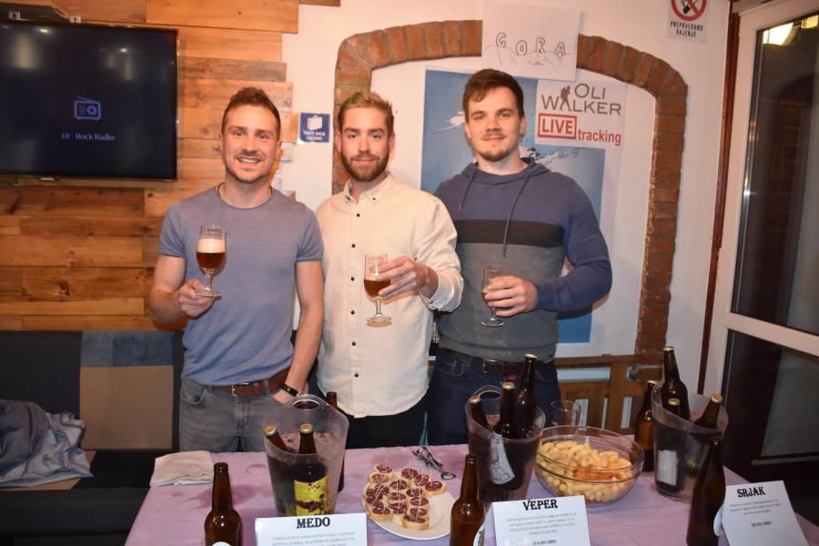 Mladi pivovarji